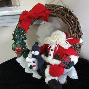 Medium Size Christmas wreath